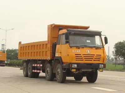 供应31吨陕汽自卸车图片
