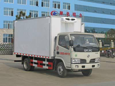 供应CLW5040XLC4型冷藏车图片