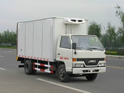 供应CLW5040XLCJ4型冷藏车图片