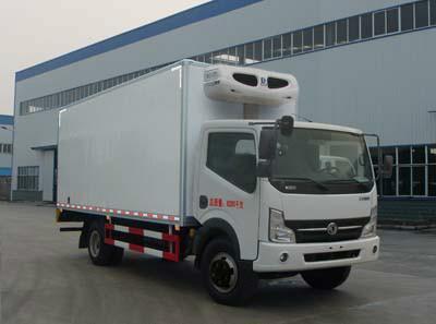 供应CLW5080XLC4型冷藏车图片