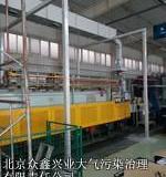 供应工业热处理废气净化设备