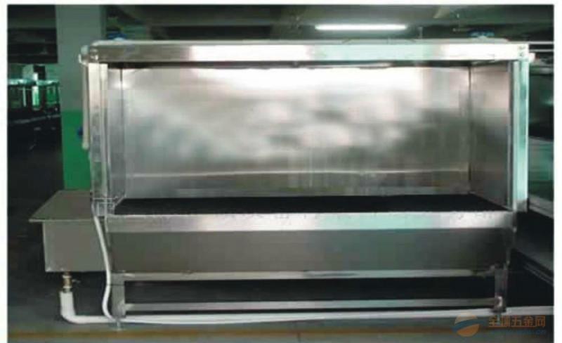 供应东莞不锈钢水帘柜图片