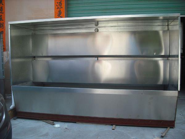 供应不锈钢水濂柜图片