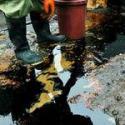 张槎空压机油回收图片