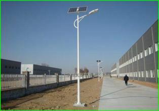 供应新疆太阳能LED路灯