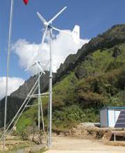 供应5kW风力发电机组