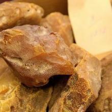 俄罗斯琥珀原石进口香港到深圳深圳报关清关批发