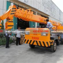 供应山东济宁鲁星鲁星工程机械自制底盘6吨6HB