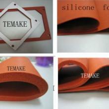 供应发泡硅胶板发泡矽胶海绵垫