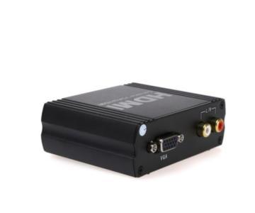 供应HDMI转换器 高清转换器 【HDMI转VGA】图片