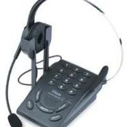 北恩话务耳机电话VF600图片