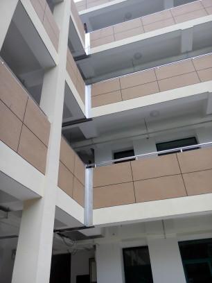 铝模板做房子