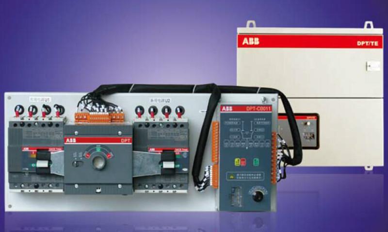 供应ABB双电源自动转换开关特价ATS400S-CB021 400A