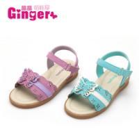 Ginger2014品牌蝴蝶童鞋