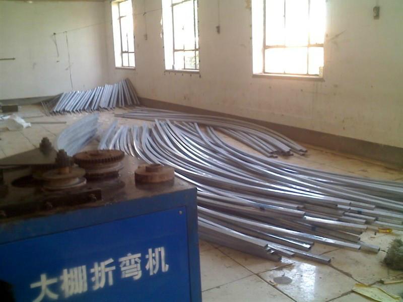 供应钢管大棚造价图片