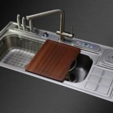 供应智能水槽kc-2029A超声波清洗机 洗碗机 商用清洗