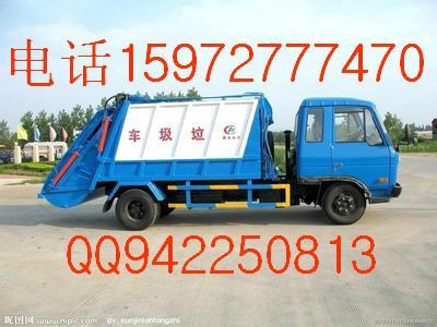 供应哈尔滨市垃圾车图片