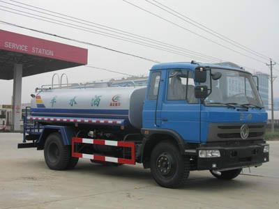 供应湖南洒水车生产厂家图片
