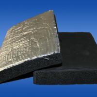 供应PVC复合橡塑板-PVC复合橡塑卷毡