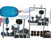 供应一次性塑料袖套制造机