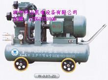 供应W型活塞空压机W3/5开山矿山机开山牌气泵3立方批发