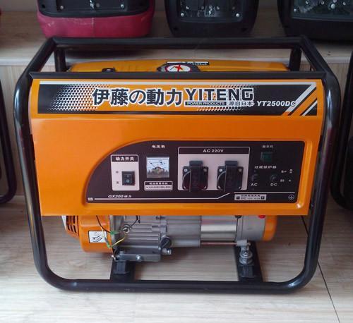 供应伊藤动力YT2500DC图片