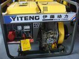 供应5KW单相柴油发电机图片