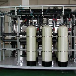 中山玻璃镀膜工艺纯水系统图片