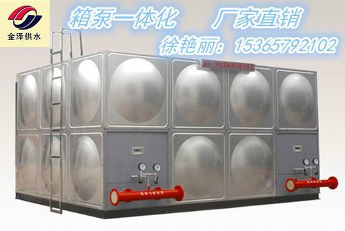 供应箱泵一体化图集WHDXBF-18-18-30-1消防增压稳压给水设备