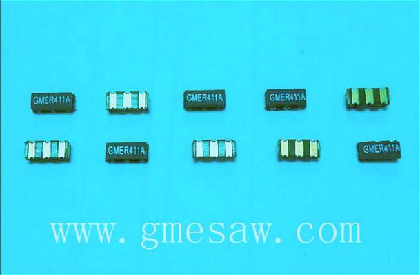 供应东莞声表谐振器厂家供应频率元件