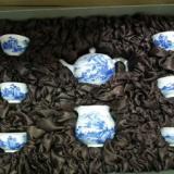 供应陶瓷茶具定制 青花瓷茶具 手绘陶瓷茶具 功夫茶具 陶瓷茶具套装