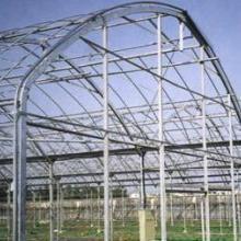 供应温室镀锌带大棚管批发