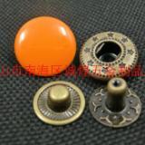 供应厂家金属钮扣喷漆电镀金属钮