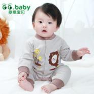 秋季新款婴儿连身衣图片