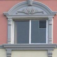 清远GRC窗套装饰线图片