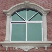 简易GRC窗套线图片