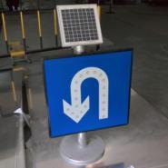 深圳LED太阳能标志牌图片