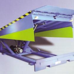 供应金海移动液压式登车桥DCQY-8