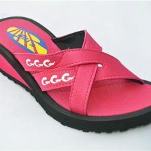 供应原装进口越南平仙鞋女款居家拖鞋时尚经典复古畅销款拖鞋1525批发
