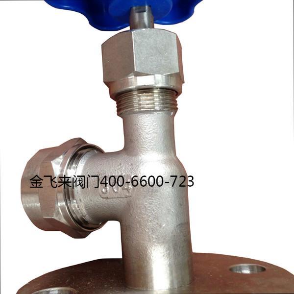 不锈钢法兰考克产品描述:   不锈钢法兰考克,不锈钢液位计阀.图片