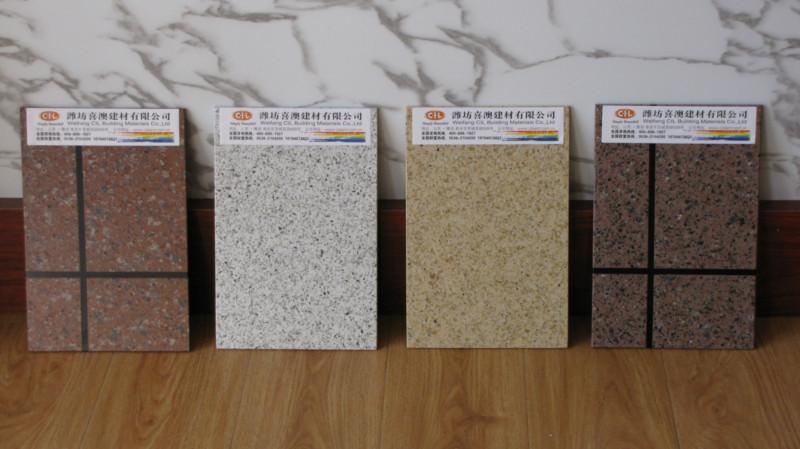 供应氟碳漆保温装饰板