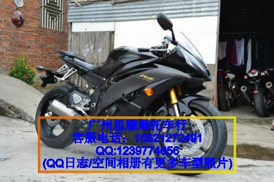 雅马哈YZF-R6摩托车2800元销售