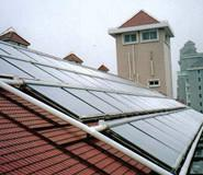 300L换热式分体承压太阳能采暖图片