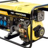 供应小型柴油发电机4kw