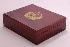 PU皮革珠宝盒图片