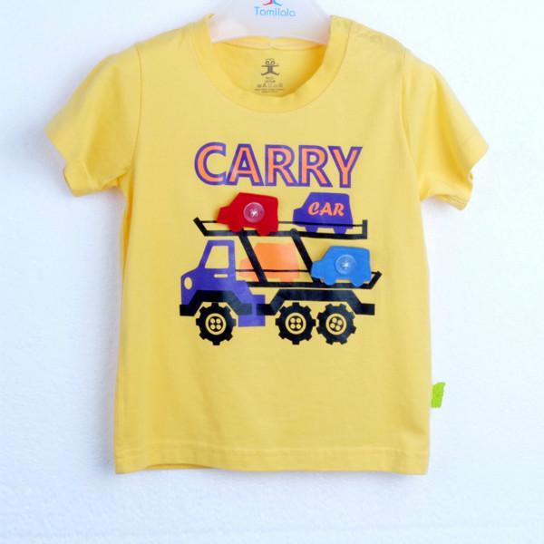 供应塔米拉拉儿童短袖t恤衫韩版