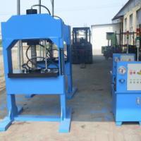 供应100吨双柱液压机 双柱液压机100t 龙门液压机 框架式油压机 滕州万合