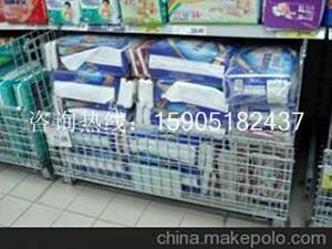 供应超市专用仓储笼