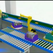 深圳工业生产动画图片