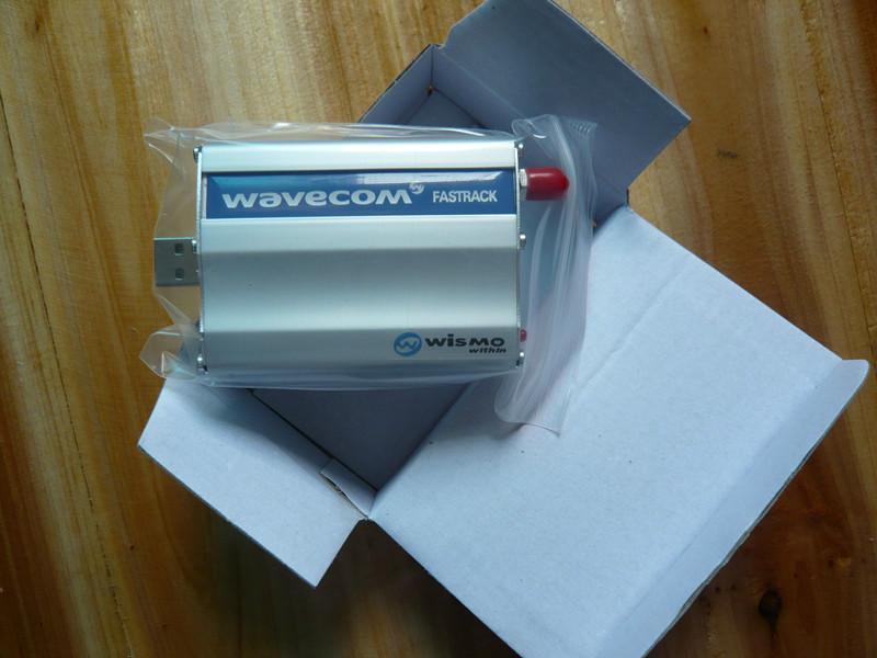 包邮WAVECOM调制解调器GSM MODEM USB接口送软件